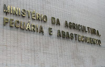 fachada ministerio da agricultura 400x255 - Folha Iconha