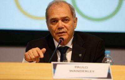 paulo wanderley 400x255 - Presidente do COB realiza palestra em Vitória