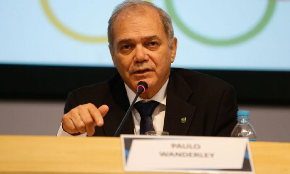 Presidente do COB realiza palestra em Vitória